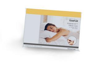 Jerseybezug Auslaufmodell für Schlafkissen in 80 x 40 cm (honig)