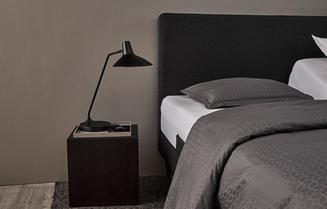 MOVE / STAY Sängynpääty