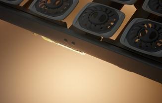 LED-strips voor TEMPUR® Schotelbodems