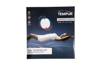 TEMPUR-FIT™ Mattress Protector