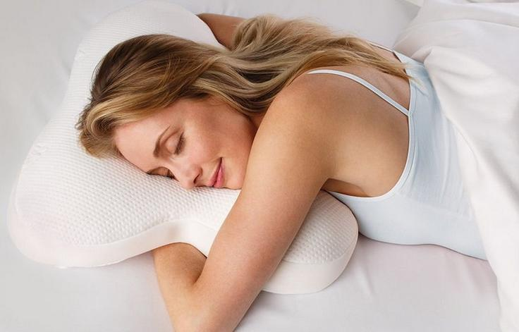 TEMPUR® Ombracio Pillow – Designed for stomach sleepers