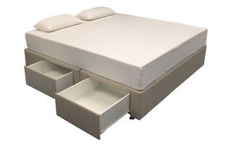 TEMPUR East-West Bed with Storage