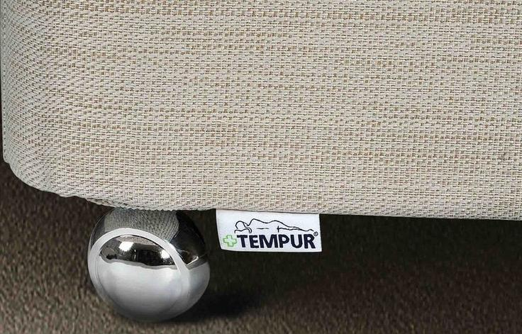 TEMPUR® Ardennes Drawer Divan (Small Double)