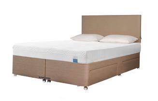 TEMPUR® Ardennes Drawer Divan (Super King)