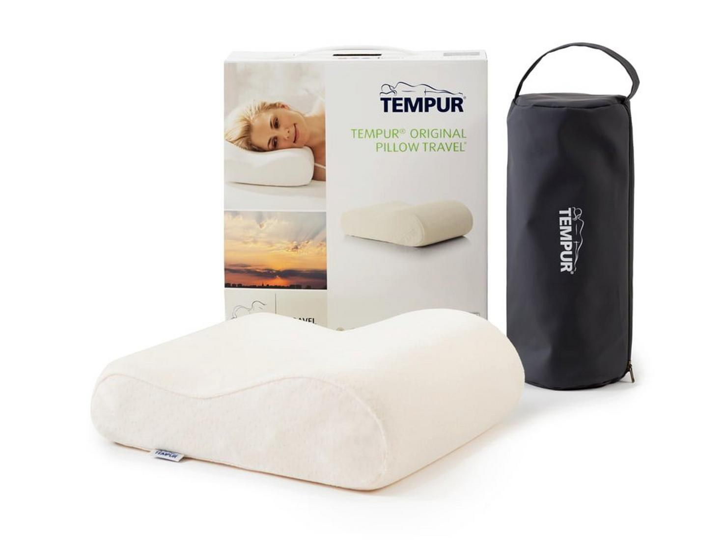 Tempur travel pillow is perfect for