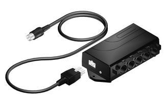 TEMPUR® boite de commande supplémentaire pour Flex Premium 4000, 2000 et Flex Hybrid 2000