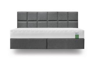 Jubiläumsaktion Boxspring Bett 180x200 inkl. 1x 180x200 cm Matratze Hybrid Supreme 21 cm
