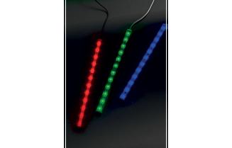 Barra LED 8 colori 15 cm