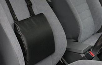トランジットランバーサポート専用カバー