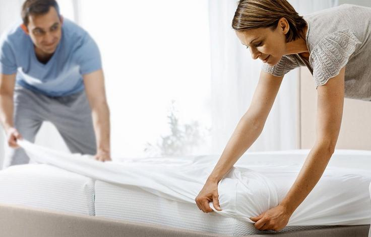 TEMPUR-Fit™ Mattress Protector