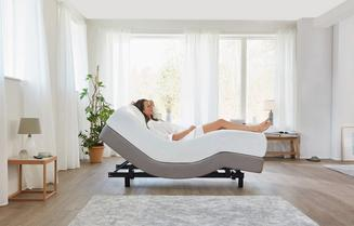 The TEMPUR® Zero G Lifestyle Adjustable Bed Base
