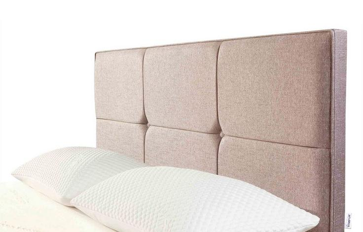 TEMPUR® Ardennes Buttoned Headboard (Small Double)