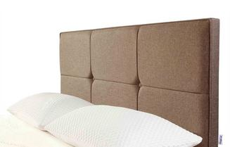TEMPUR® Ardennes Buttoned Headboard (Double)