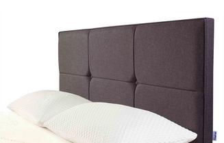 TEMPUR® Ardennes Buttoned Headboard (Single)