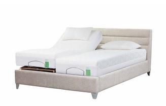 TEMPUR® Genoa Adjustable Massage Bedstead (Super King)