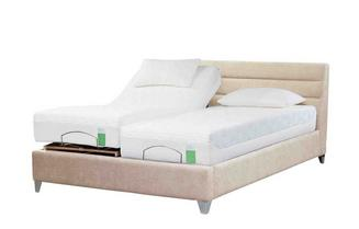 TEMPUR® Genoa Adjustable Massage Bedstead (Super King)