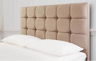 TEMPUR® Moulton Buttoned Headboard (Double)