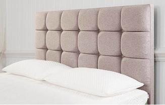 TEMPUR® Moulton Buttoned Headboard (Super King)