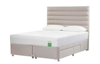 TEMPUR® Moulton Drawer Divan (King Size)