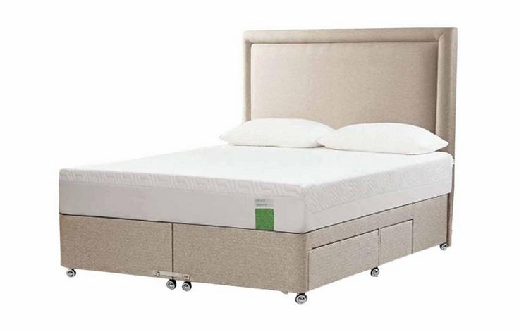 TEMPUR® Moulton Drawer Divan (Super King)