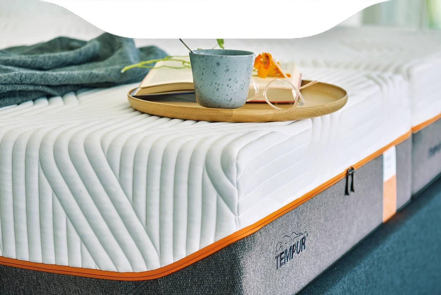 Tempur original medium mattress range