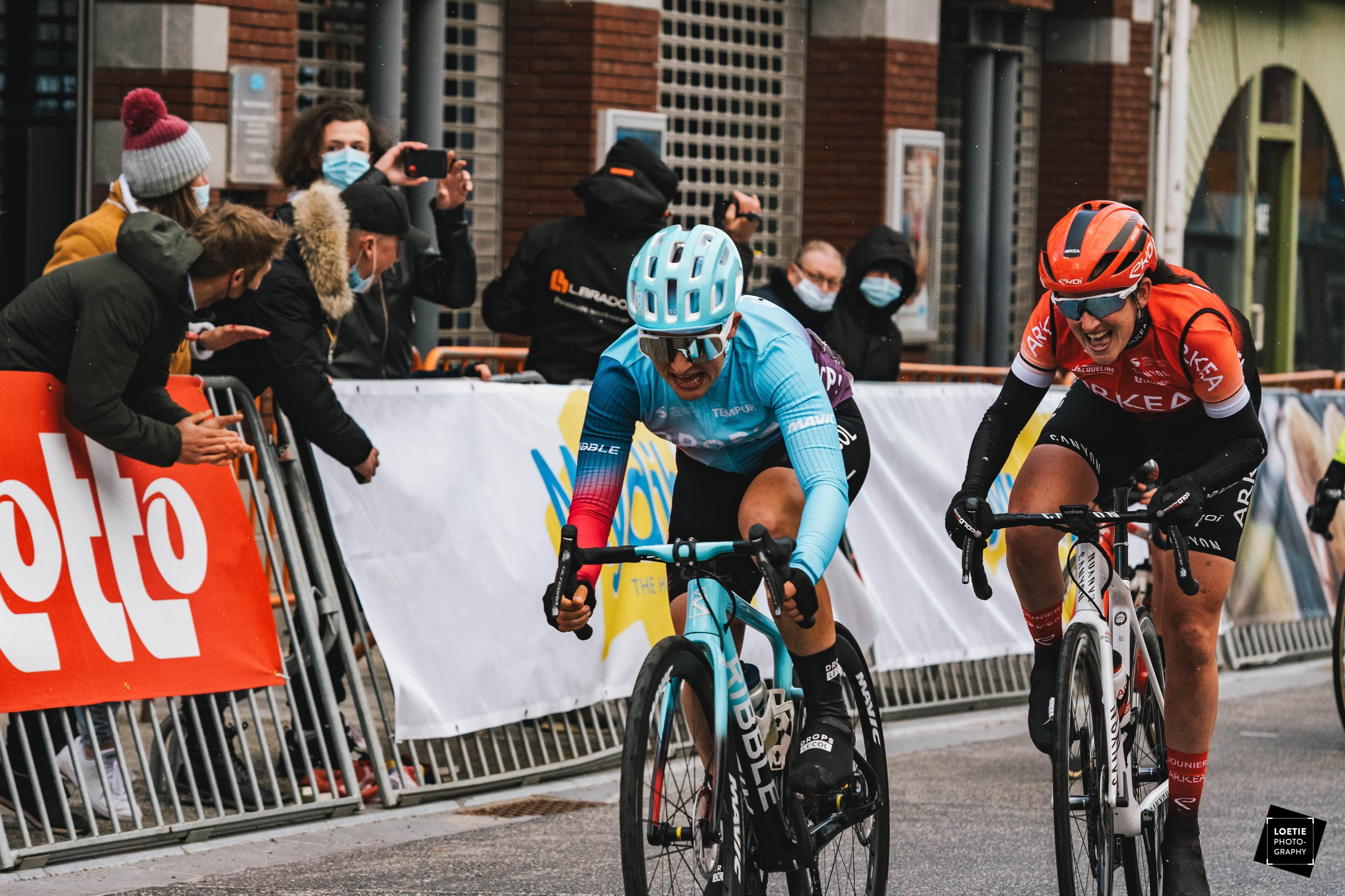 cycling team women