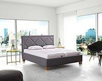 Sypialnia z łóżkiem Texas